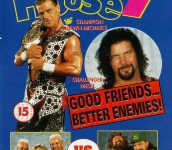 In Your House 7:Good Friends, BetterEnemies